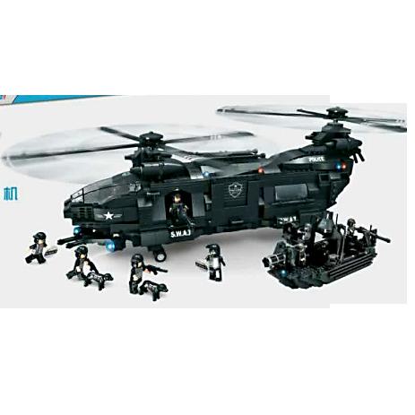 helikopter-lego